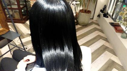 カスタマイズ美髪トリートメント+イルミナ アディクシー スロウカラー