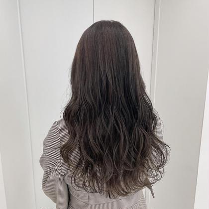 💓10月限定クーポン💓カット+透明感カラー+炭酸スパ+高保湿ヒアルロン酸トリートメント💓モデルさんのような髪へ💓