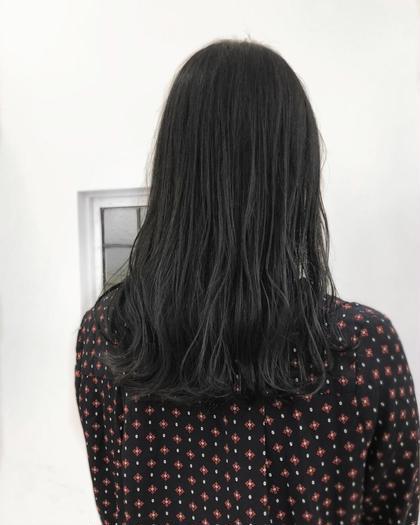 【U24学割☆お洒落黒染めカラー】