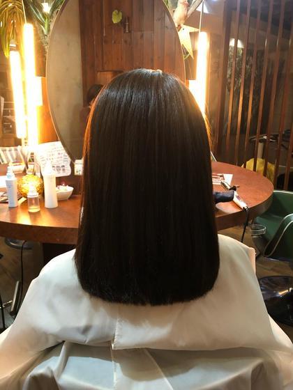 minimoモニターさま限定✂️美髪復元(びはつふくげん)カラー🌈