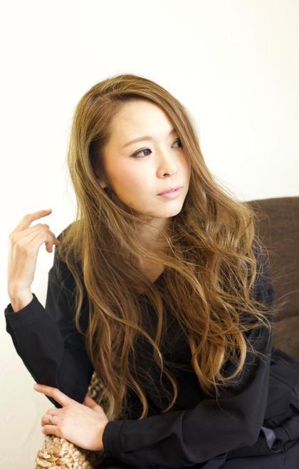 aria hair所属・aria hairのスタイル