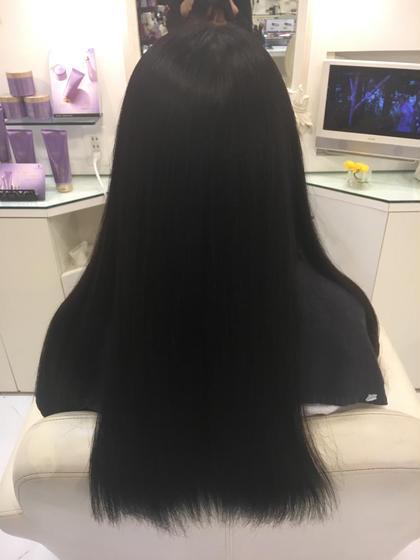 うる艶!縮毛矯正! FEERIE所属・TOSEIokamotoのスタイル