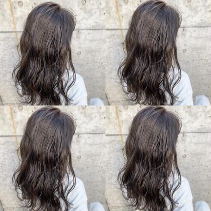⭐️前髪カット & ポイントカラー or前髪パーマ & プチTRorショートスパ⭐️