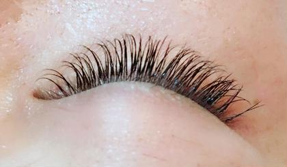 Cカール  10⇨11⇨12⇨11⇨10mm 真ん中の黒目部分を1番長い12mmでパッチリCute Eye♡ Ray☆Mir所属・KatouMaiのフォト