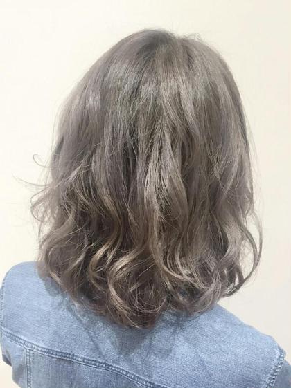 ホワイティアッシュ♪ hair&make Lee 東大阪所属・篠原健太のスタイル