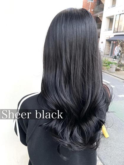 【💫就活応援クーポン💫】暗髪カラー+最高級シルクトリートメント