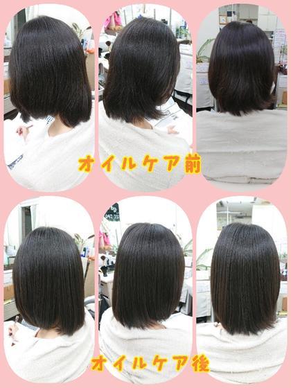 【女性向けヘアケアモニター募集】カウンセリング+オイルケア+髪質改善