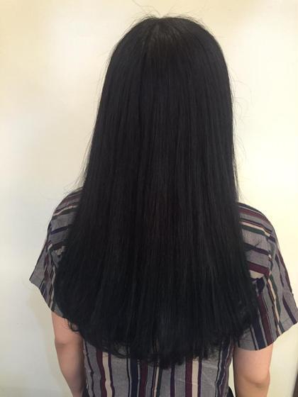 《全員》【ピッンとなりすぎないナチュラル】縮毛矯正¥6500