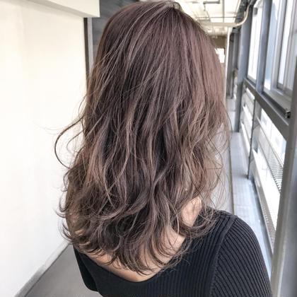 【🌈スペシャルクーポン🌈】高発色クオルシアカラー+3step艶トリートメント