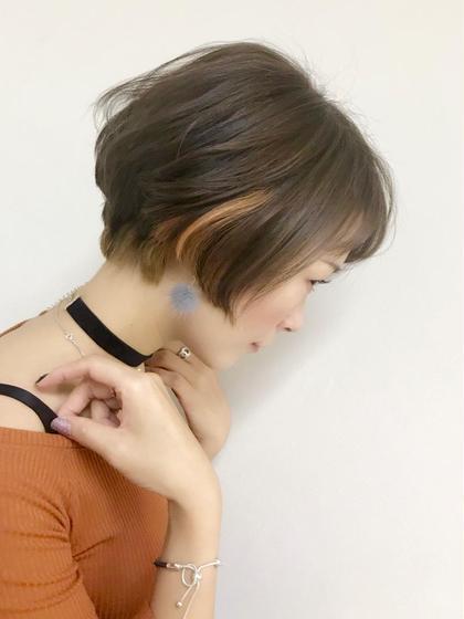 Eton所属の佐藤宏之のヘアカタログ