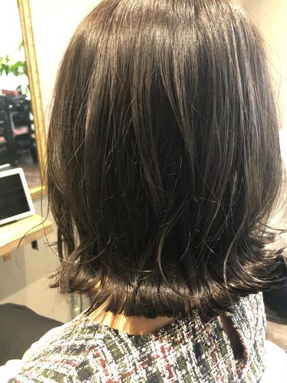 ⭕️アディクシーフルカラー➕髪質改善12種類カスタマイズトリートメント無料付き