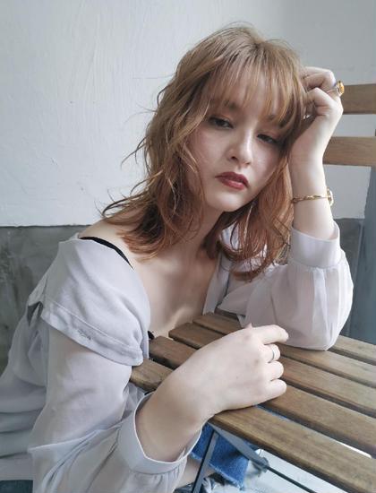 【人気No3✨】前髪カット+カラー+トリートメント