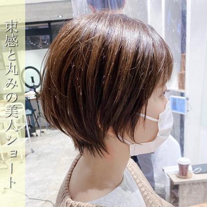 【🌈再来限定🌈】カット+カラー+トリートメント6000円✨