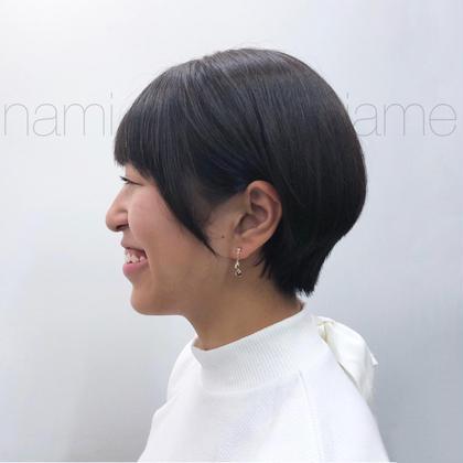 cut : nami noeudomotesando所属・nami_のスタイル