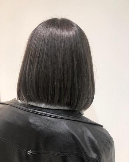 似合わせ小顔カット+トリートメント付✂︎