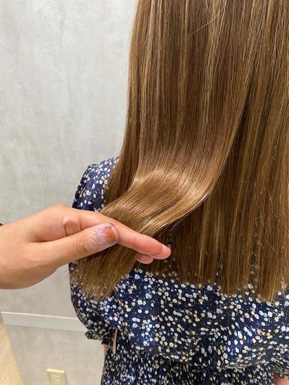 💙💚髪質改善サイエンスアクアトリートメント💚💙