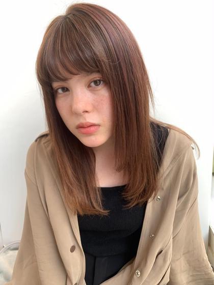 【minimo限定】❣️前髪カット❣️