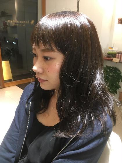 💖似合わせ💖前髪カット