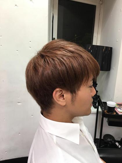 早稲田男髮サロンJUNECORE所属・岡村涼のスタイル