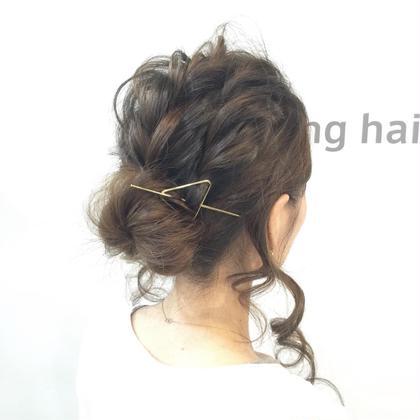 zing hair/恵比寿店   ジングヘアーエビステン所属・☕️木平【きのひら】尚希【なおき】☕️のスタイル