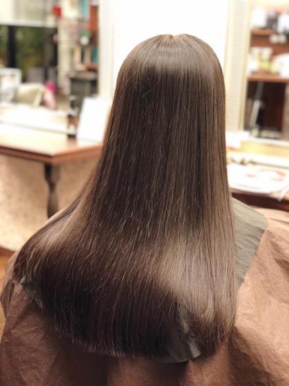 髪質改善45日チャレンジ(ヘッドスパ3回を45日間で行うチャレンジ企画)
