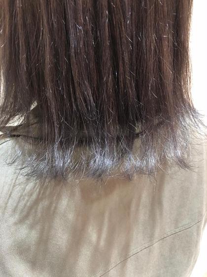 アッシュ×外ハネ  Lico稲沢所属・入山稀未香のスタイル