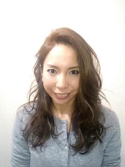 Wカラーのグレージュ☆ Hair Salon Noa所属・有村慶子のスタイル