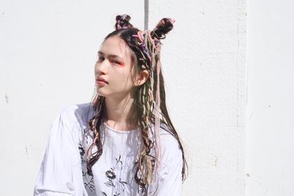 撮影!@Londonにて モリオフロムロンドン所属・大野愛紗美のスタイル