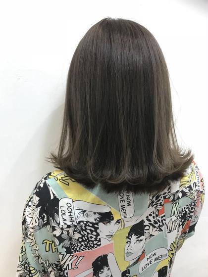 【人気🌸】似合わせカット & 艶カラー & 3STEPトリートメント