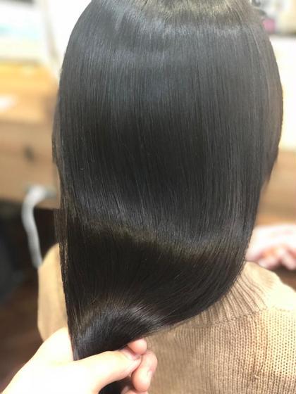 新規限定❗️髪質改善チューニング❗️&トリートメント矯正したくないけど、うねり広がりが気になる方オススメ‼️