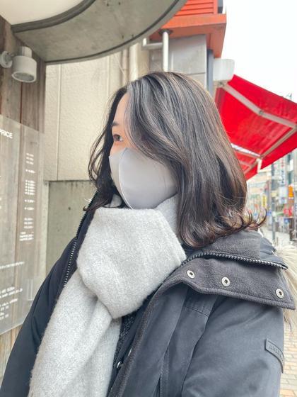 毛量調整or毛先メンテナンス(毛先2cm以下)