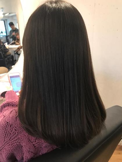 【5月平日限定】カット&髪質改善トリートメント