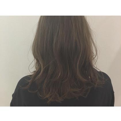 レイヤーミディー EIGHT plat渋谷所属・鷲頭祐未のスタイル