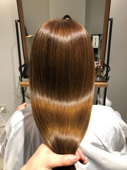 『毛先までしっかりダメージ補修』まとまりのある髪にしたい♪カット+集中ダブルケアトリートメント◆