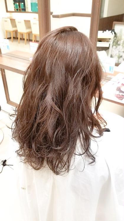 ✔️人気No3✨似合わせカット&うる艶カラー&プラチナコラーゲントリートメント(白髪染めも可能)✨