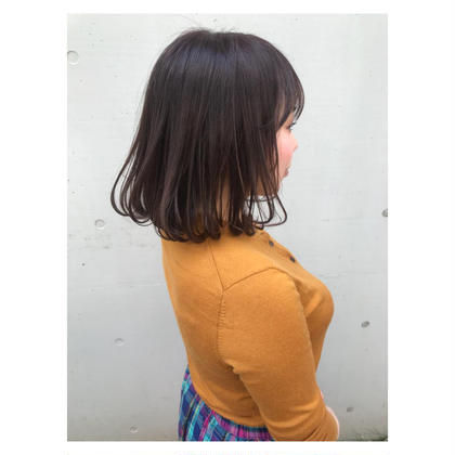 ✨《☆5月カラー☆3回まで利用可☆》✨外国人風 color