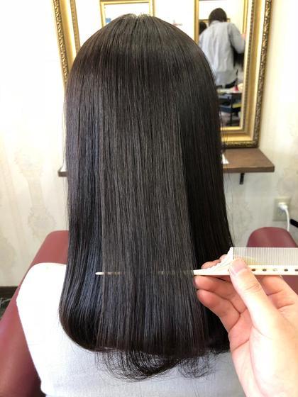seed  hair make所属・東京一痛まない髪質改善🌟藤倉龍太郎のスタイル
