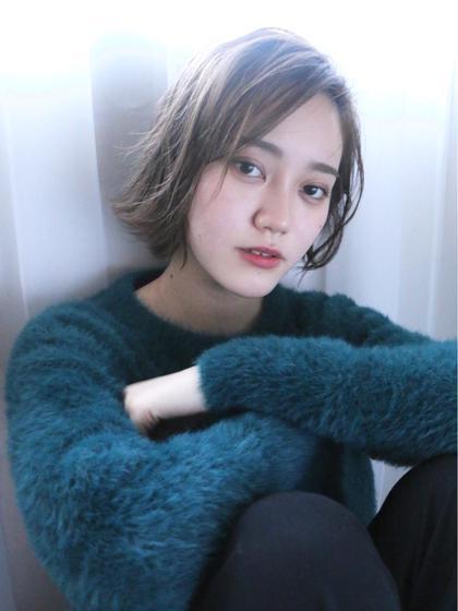 「ご新規様」似合わせカット & オーガニックカラー & 潤艶トリートメント&コテ巻き無料