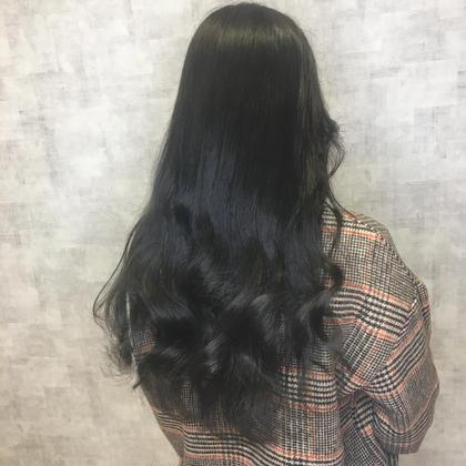 ✠韓国スタイル/艶髪ケアカラー