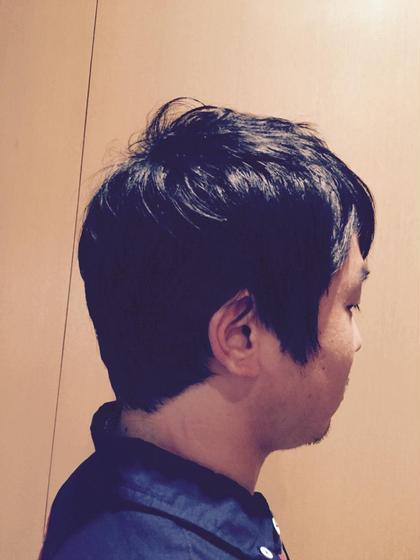 15/10/04 #ともだち #元同僚 #会社員  #同期 #パパさん #子供2人 #もうすぐ中国出張 organic+ life所属・西嶋祐未のスタイル