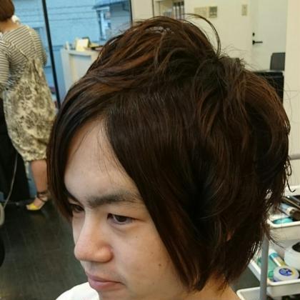 Ve-nus 五日市店所属・新長映登のスタイル