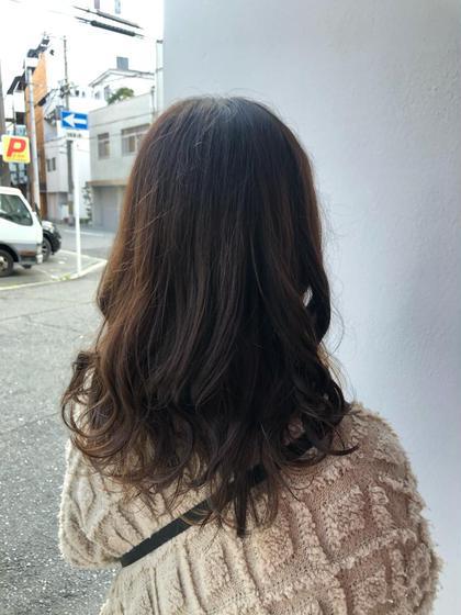 4月21・23日限定◎カット+ワンカラー+集中ヘアケアパック(シャンプースタイリング込)🍀