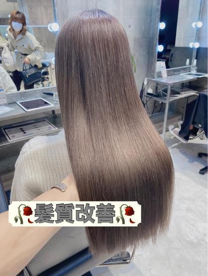 🔥🌟継続方トリートメント🔥🌟髪質改善 『極』🌟🔥