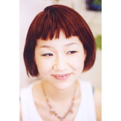 こいする前髪         ❤︎ boy GooDgirl所属・boy GooDgirlMAOのスタイル