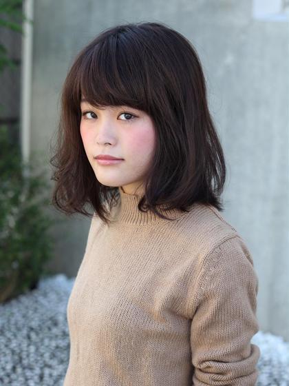 柔らかい質感、雰囲気が好きです(^^) grass所属・堀田郁弥のスタイル