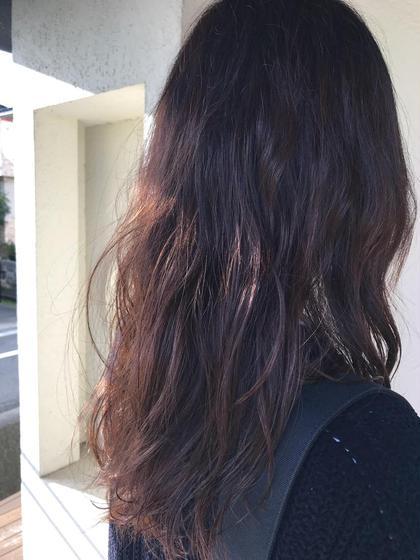 hair circle geep石井店所属・藤野真波のスタイル