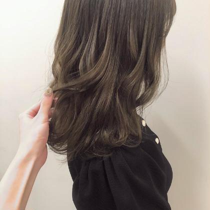 ✨髪質改善✨『生トリートメント💫』+『ゆるふわアレンジ🦋』