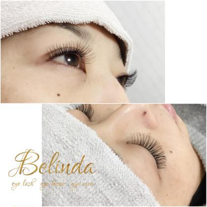 Belinda所属の菅麻希のマツエクデザイン