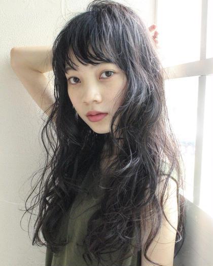 💜カット & ダメージレス☆低温デジタルパーマ