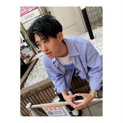 【7月 ご新規限定】トレンドカット+眉カット(スタイリングレクチャー)
